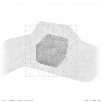 Click to enlarge for Piso 0 inferior estadio da luz